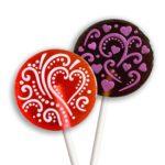 Strawberry Creme Lollopops from Popette of Pendulum